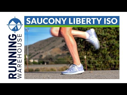 Saucony Liberty ISO - Women's Review