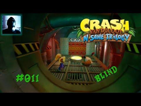 Lets Play Crash Bandicoot 2 Vol.11 (German/PS4/N-Sane Trilogy) [Blind/Platinum Trophy Challenge]