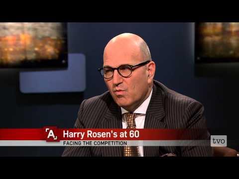 Larry Rosen: Harry Rosen's at 60