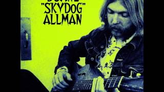 """Duane Allman & Ronnie Hawkins- """"Don"""