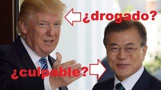 Donald Trump Confirma desde Seúl Que Quiere ir a Cenar con Kim Jong Un