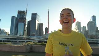 The Westin Brisbane – Global Running Day 2019