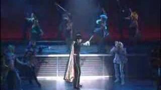 yuu shirota singing in the sailor moon thingy.
