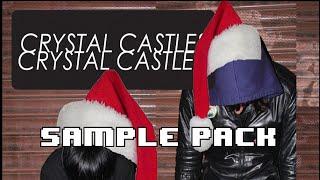 CRYSTAL CASTLES CHRISTMAS SAMPLE PACK