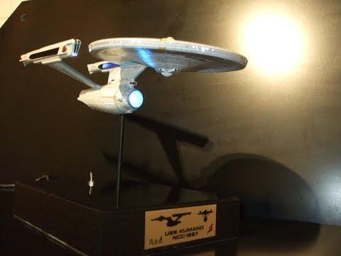New Star Trek Uss Kumano NCC-1857 star ship not the enterprise