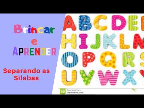 FORMANDO PALAVRAS COM TRÊS SÍLABAS | PARTE 1 from YouTube · Duration:  4 minutes 6 seconds