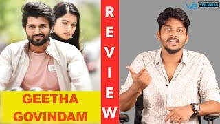 Geetha Govindam Movie Review | Vijay Deverakonda | Rashmika Mandanna
