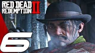Red Dead Redemption 2 - Gameplay Walkthrough Part 6 - FULL GAME (PS4 PRO)