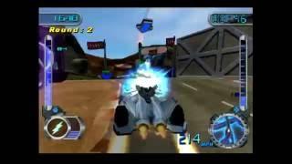 Hot Wheels Velocity X: Maximum Justice - Desert Race #2