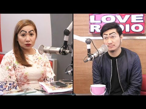 Madam Kilay on Love Radio! Part 1: Ang Labanan ng mga Kilay!