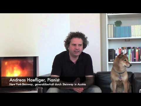 Steinway in Austria -  Andreas Haefliger - Pianist