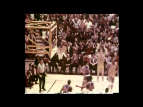 Rick Barry Explodes for 55 Points in 1967