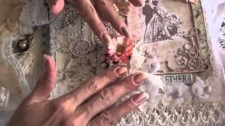 Wild Orchid Crafts - Wedding book