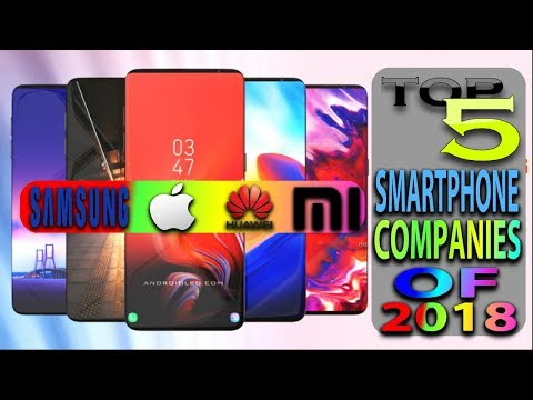 Top 5 biggest smartphone compony in the world - Myhiton