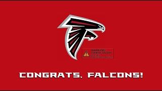 Congrats, Falcons!