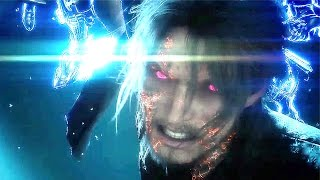 FINAL FANTASY XV Final Boss Battle & Ending