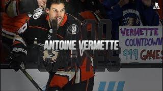 Antoine Vermette Beard