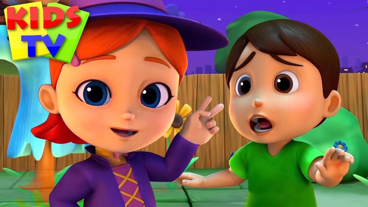 Happy Halloween | Boom Buddies Cartoons + More Nursery Rhymes for Kids