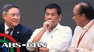 TV Patrol: Mga bigating negosyante, sasama kay Duterte sa China
