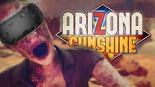 РЕАЛЬНЫЙ ЗОМБИ БОЕВИК! - Arizona Sunshine #2