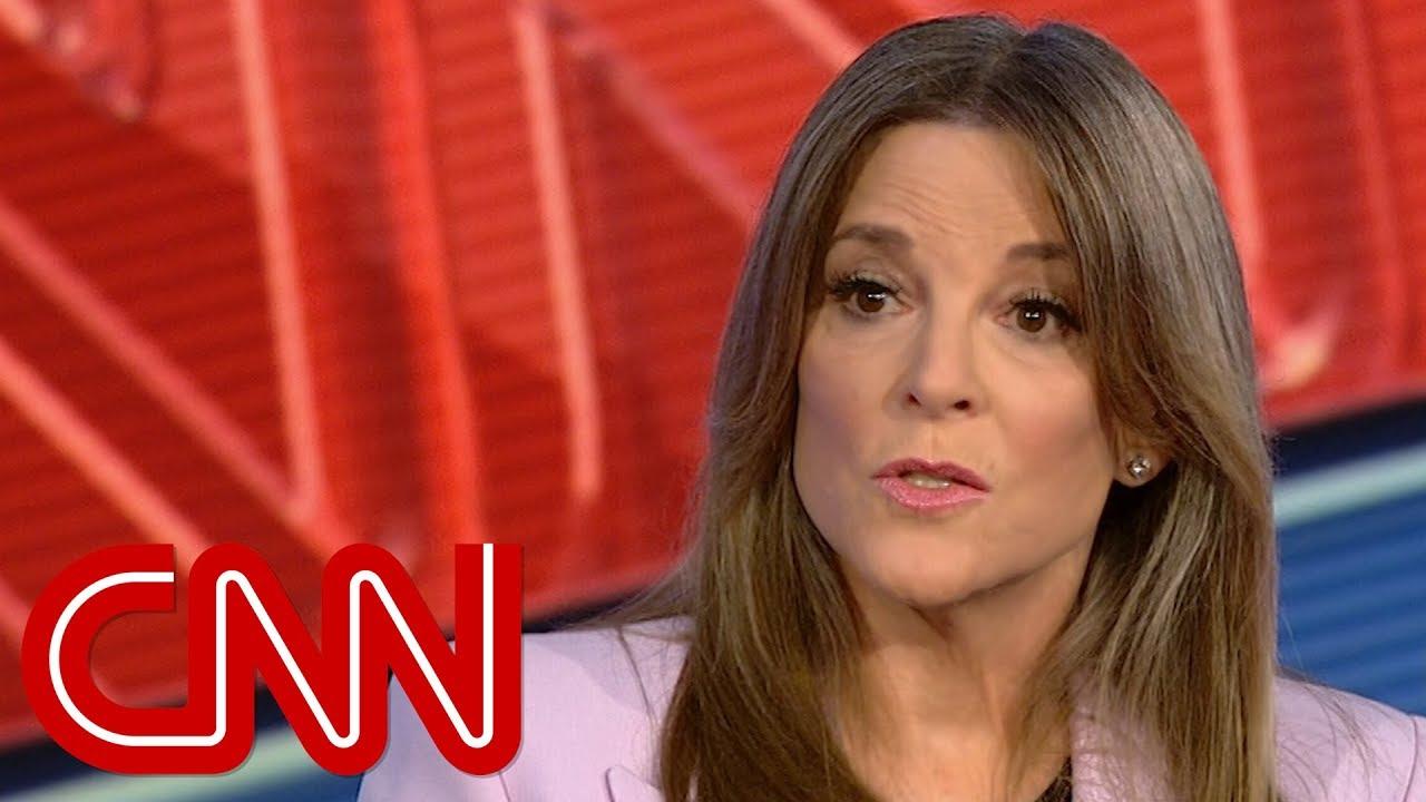 Marianne Williamson ends 2020 presidential campaign - CNNPolitics