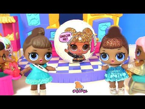 LOL Surprise Glitter Series Куклы ЛОЛ - ФЕСТИВАЛЬ Сюрпризы ЛОЛ  Май Тойс Пинк