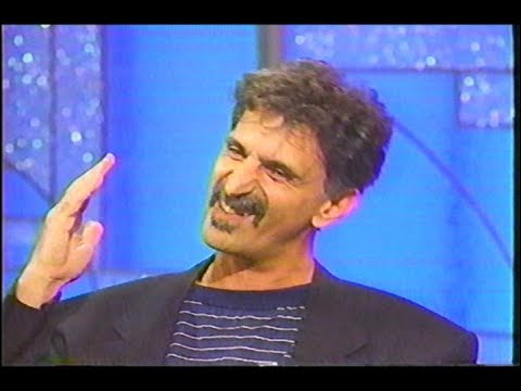 Pat Walsh | 7pm - 10pm - Frank Zappa interview (6/19/89) Arsenio Hall Show