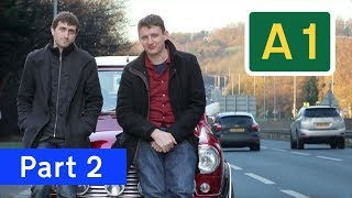 Geoff and Jay Go Up The A1 (Part 2)