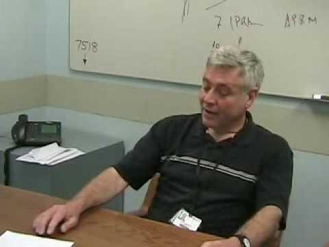 John Woods, Chemistry Technician, Constellation Energy