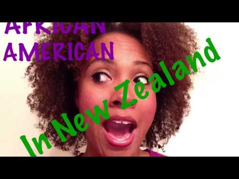 African American in New Zealand