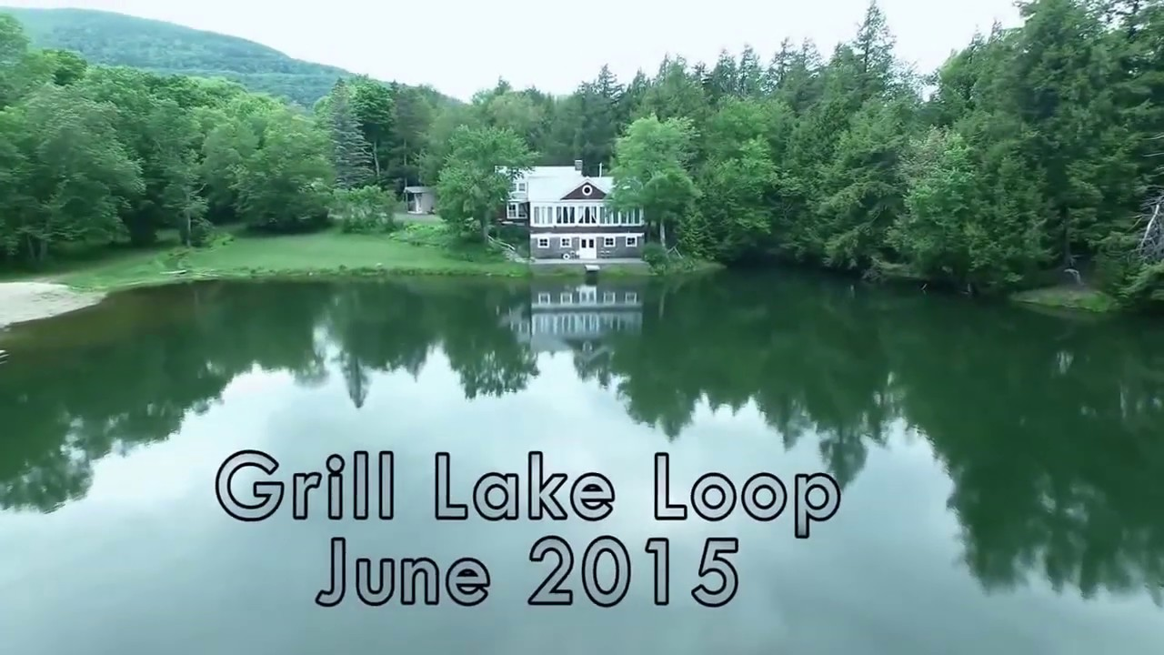 Camp Cook Brook and Grill Lake