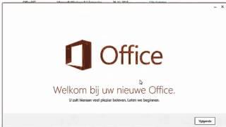 Office 365 - Installatie Office - SG Sint-Paulus