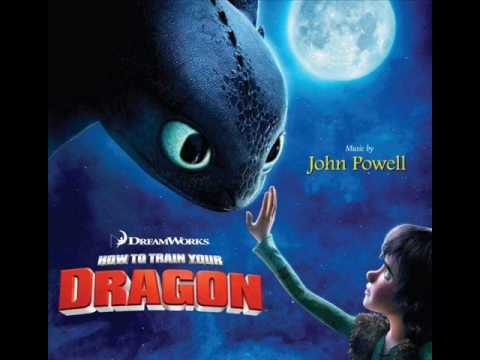 how to train your dragon music score
