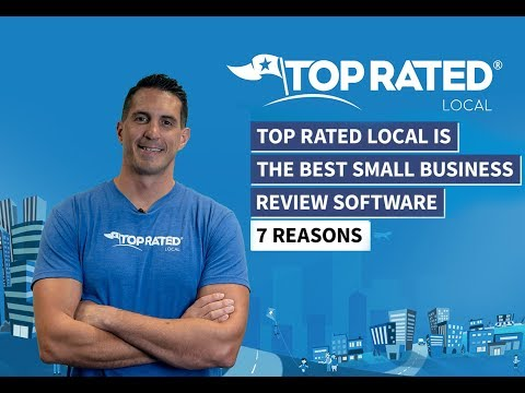 Best Small Business Review Management Software - Top Rated Local®