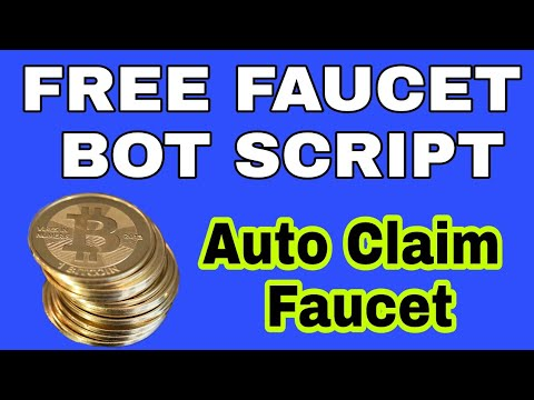 Faucet Auto Claim Bot 2018 | How to Auto Claim Faucet Sites | Free