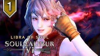 Soul Calibur 6: Libra of Soul – Ep.1: The Journey Begins ★ Movie Edit / All Cutscenes