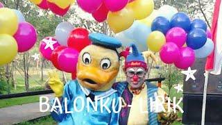 Lagu Anak Balonku - Lirik