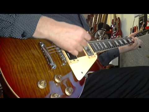 Peter Maffay - Rette mich - Rhythm Guitar Cover - Tutorial