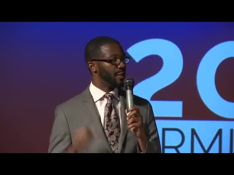 Randall Woodfin closing statement