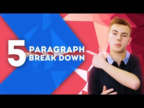 How To Write A 5 Paragraph Essay (Definition, Topic, Outline)