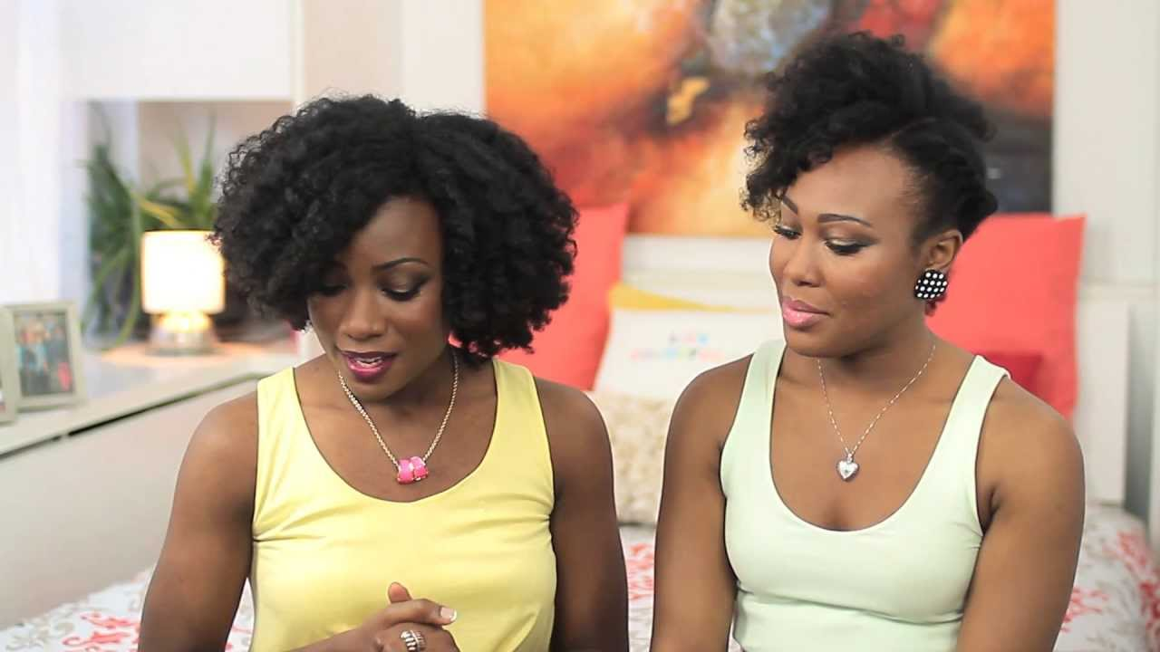 """Professional"" Natural Hairstyles (Using L'OREAL EverCurl"