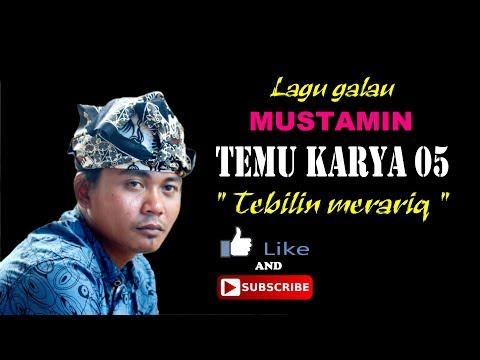 Lagu galau Mustamin_Tebilin merariq