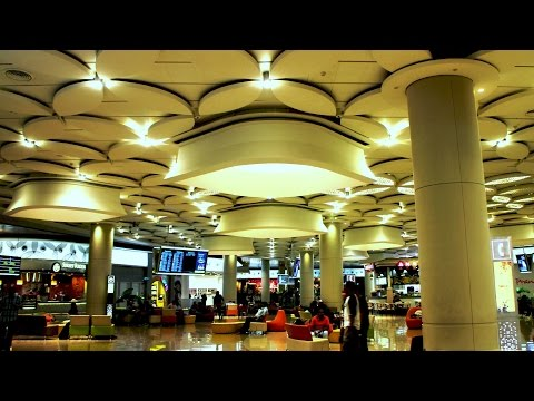 Mumbai Chhatrapati Shivaji International Airport Terminal 2 Glimpse