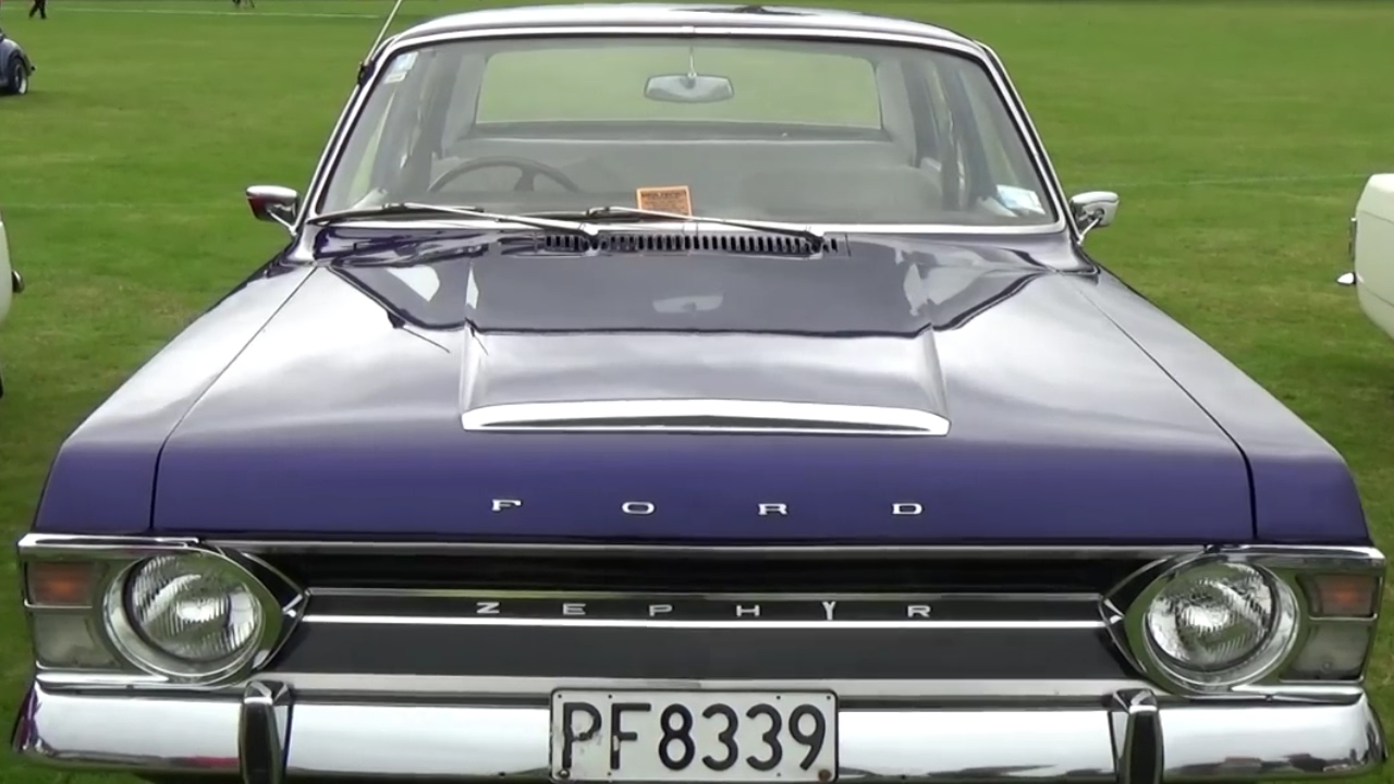 1970 Ford Zephyr Youtube