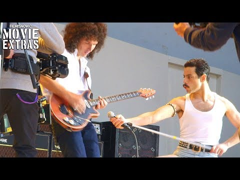 BOHEMIAN RHAPSODY (2018) | Behind the Scenes of Queen Biopic Movie