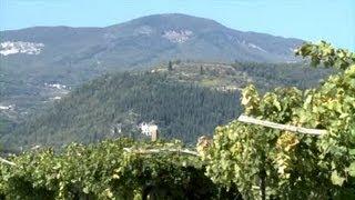 Uppkorkat på Italiens bästa kulle