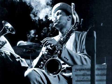 Hootie's Jumpin' Blues - vine street boogie - Jay McShann.wmv