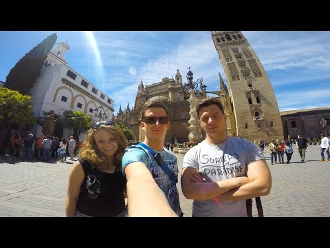 Weekend In Spain | 7 Cities | 4 Days | 4K | GOPRO HERO4 BLACK