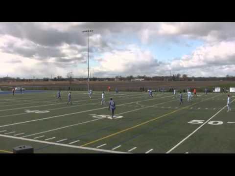 2013-10-20 FC Assomption vs FC St-Leonard Demie 1