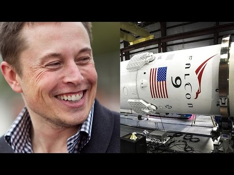 SpaceX To Launch Falcon 9, Elon Musk Sets His Sights On Mars